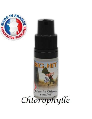 E-liquide menthe chlorophylle BIG-HIT