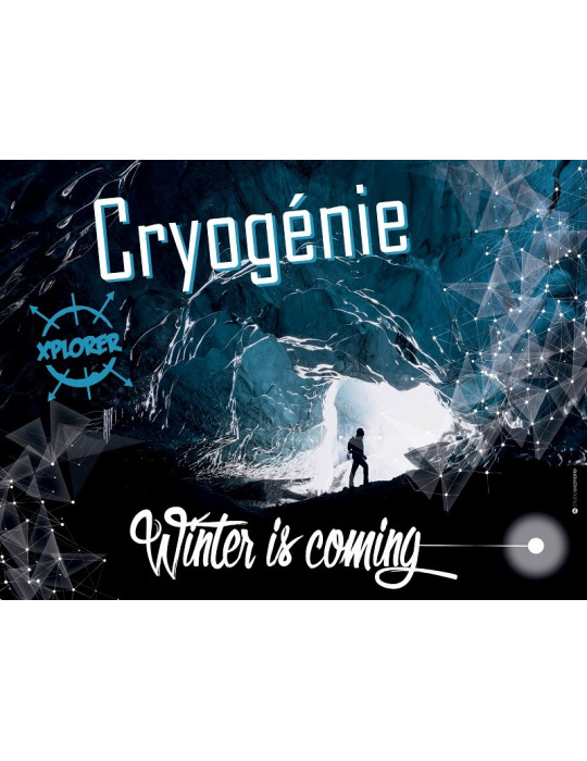 eliquide cryogenie xplorer