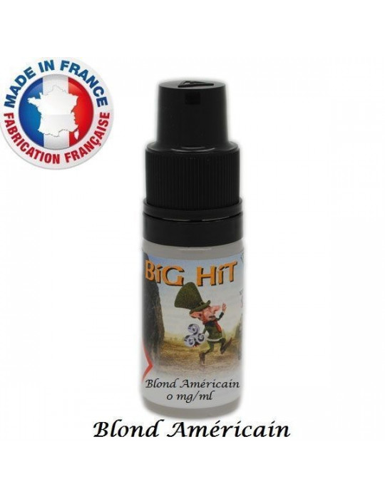 E-liquide blond Americain Big Hit