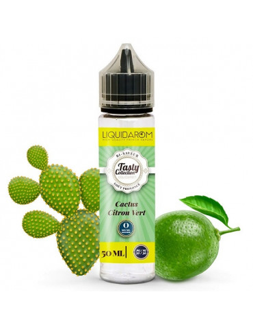 Cactus Citron Vert - TASTY COLLECTION 50ml