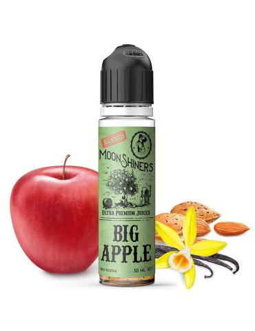 E-liquide BIG APPLE MOONSHINERS 60ml