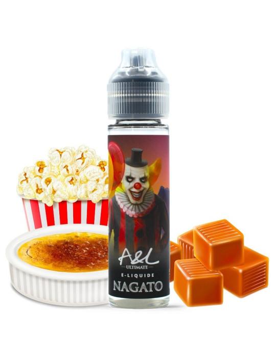 eliquide NAGATO arome et liquide 50ml