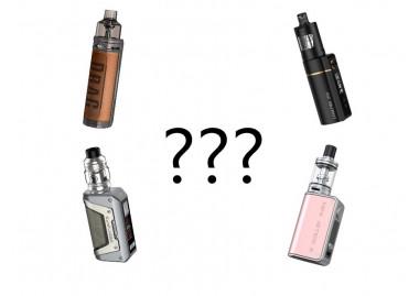Comment choisIr votre cigarette électronique ?